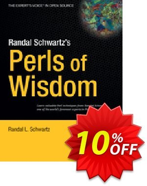 Randal Schwartz's Perls of Wisdom (Schwartz) 프로모션 코드 Randal Schwartz's Perls of Wisdom (Schwartz) Deal 프로모션: Randal Schwartz's Perls of Wisdom (Schwartz) Exclusive Easter Sale offer for iVoicesoft