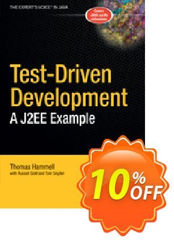 Test-Driven Development (Hammell) 프로모션 코드 Test-Driven Development (Hammell) Deal 프로모션: Test-Driven Development (Hammell) Exclusive Easter Sale offer for iVoicesoft