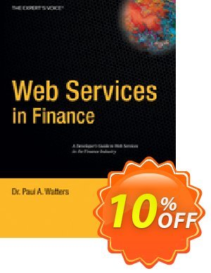 Web Services in Finance (Watters) discount coupon Web Services in Finance (Watters) Deal - Web Services in Finance (Watters) Exclusive Easter Sale offer for iVoicesoft
