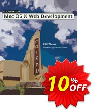 Foundation Mac OS X Web Development (Sherry) discount coupon Foundation Mac OS X Web Development (Sherry) Deal - Foundation Mac OS X Web Development (Sherry) Exclusive Easter Sale offer for iVoicesoft