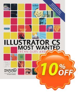 Illustrator CS Most Wanted (Kloskowski) discount coupon Illustrator CS Most Wanted (Kloskowski) Deal - Illustrator CS Most Wanted (Kloskowski) Exclusive Easter Sale offer for iVoicesoft
