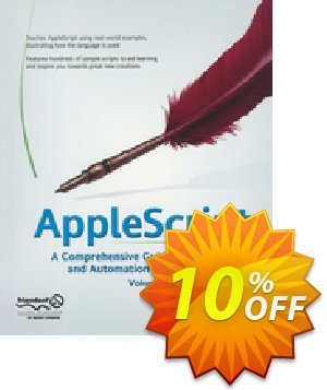 AppleScript (Rosenthal) discount coupon AppleScript (Rosenthal) Deal - AppleScript (Rosenthal) Exclusive Easter Sale offer for iVoicesoft