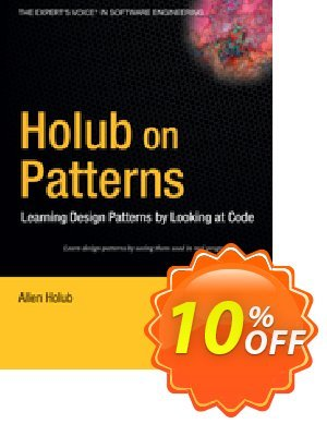 Holub on Patterns (Holub) discount coupon Holub on Patterns (Holub) Deal - Holub on Patterns (Holub) Exclusive Easter Sale offer for iVoicesoft
