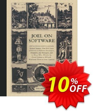 Joel on Software (Spolsky) 프로모션 코드 Joel on Software (Spolsky) Deal 프로모션: Joel on Software (Spolsky) Exclusive Easter Sale offer for iVoicesoft