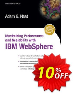 Maximizing Performance and Scalability with IBM WebSphere (Neat) discount coupon Maximizing Performance and Scalability with IBM WebSphere (Neat) Deal - Maximizing Performance and Scalability with IBM WebSphere (Neat) Exclusive Easter Sale offer for iVoicesoft