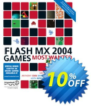 Flash MX 2004 Games Most Wanted (Bhangal) discount coupon Flash MX 2004 Games Most Wanted (Bhangal) Deal - Flash MX 2004 Games Most Wanted (Bhangal) Exclusive Easter Sale offer for iVoicesoft