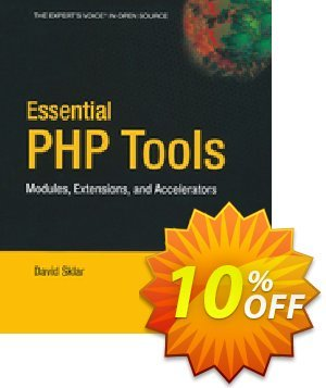 Essential PHP Tools (Sklar) 프로모션 코드 Essential PHP Tools (Sklar) Deal 프로모션: Essential PHP Tools (Sklar) Exclusive Easter Sale offer for iVoicesoft