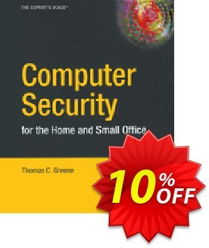 Computer Security for the Home and Small Office (Greene) 프로모션 코드 Computer Security for the Home and Small Office (Greene) Deal 프로모션: Computer Security for the Home and Small Office (Greene) Exclusive Easter Sale offer for iVoicesoft