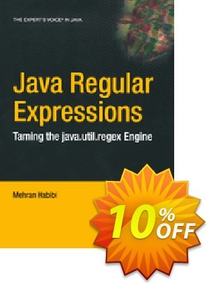 Java Regular Expressions (Habibi) discount coupon Java Regular Expressions (Habibi) Deal - Java Regular Expressions (Habibi) Exclusive Easter Sale offer for iVoicesoft