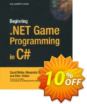Beginning .NET Game Programming in C# (Weller) discount coupon Beginning .NET Game Programming in C# (Weller) Deal - Beginning .NET Game Programming in C# (Weller) Exclusive Easter Sale offer for iVoicesoft