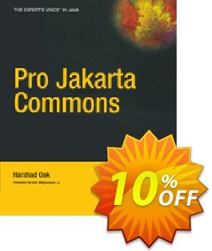 Pro Jakarta Commons (Oak) discount coupon Pro Jakarta Commons (Oak) Deal - Pro Jakarta Commons (Oak) Exclusive Easter Sale offer for iVoicesoft