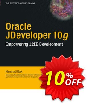 Oracle JDeveloper 10g (Oak) discount coupon Oracle JDeveloper 10g (Oak) Deal - Oracle JDeveloper 10g (Oak) Exclusive Easter Sale offer for iVoicesoft