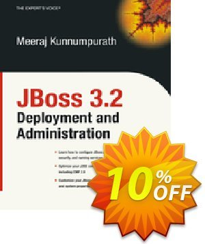 JBoss 3.2 Deployment and Administration (Kunnumpurath) Coupon discount JBoss 3.2 Deployment and Administration (Kunnumpurath) Deal. Promotion: JBoss 3.2 Deployment and Administration (Kunnumpurath) Exclusive Easter Sale offer for iVoicesoft