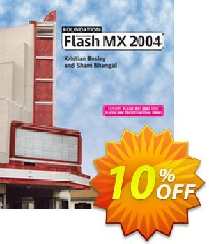 Foundation Flash MX 2004 (Besley) discount coupon Foundation Flash MX 2004 (Besley) Deal - Foundation Flash MX 2004 (Besley) Exclusive Easter Sale offer for iVoicesoft