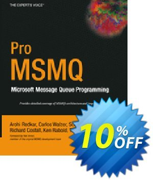 Pro MSMQ (Redkar) discount coupon Pro MSMQ (Redkar) Deal - Pro MSMQ (Redkar) Exclusive Easter Sale offer for iVoicesoft