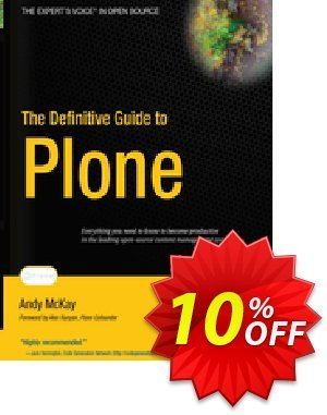 The Definitive Guide to Plone (McKay) 프로모션 코드 The Definitive Guide to Plone (McKay) Deal 프로모션: The Definitive Guide to Plone (McKay) Exclusive Easter Sale offer for iVoicesoft