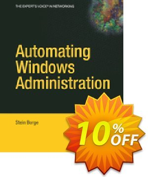 Automating Windows Administration (Borge) discount coupon Automating Windows Administration (Borge) Deal - Automating Windows Administration (Borge) Exclusive Easter Sale offer for iVoicesoft