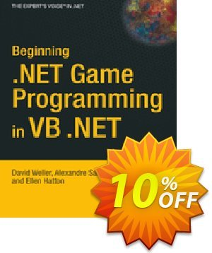 Beginning .NET Game Programming in VB .NET (Weller) discount coupon Beginning .NET Game Programming in VB .NET (Weller) Deal - Beginning .NET Game Programming in VB .NET (Weller) Exclusive Easter Sale offer for iVoicesoft