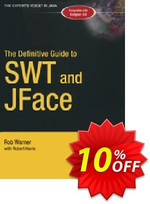 The Definitive Guide to SWT and JFace (Harris) discount coupon The Definitive Guide to SWT and JFace (Harris) Deal - The Definitive Guide to SWT and JFace (Harris) Exclusive Easter Sale offer for iVoicesoft