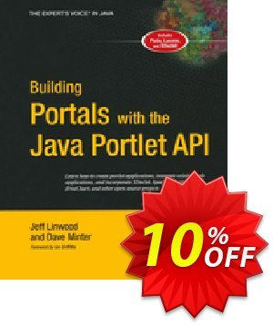 Building Portals with the Java Portlet API (Minter) Coupon discount Building Portals with the Java Portlet API (Minter) Deal. Promotion: Building Portals with the Java Portlet API (Minter) Exclusive Easter Sale offer for iVoicesoft