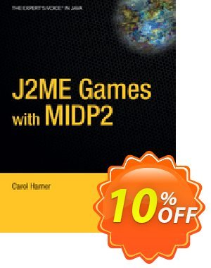 J2ME Games with MIDP2 (Hamer) discount coupon J2ME Games with MIDP2 (Hamer) Deal - J2ME Games with MIDP2 (Hamer) Exclusive Easter Sale offer for iVoicesoft