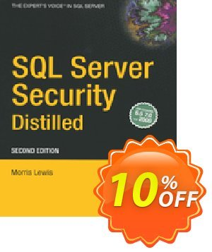 SQL Server Security Distilled (Lewis) discount coupon SQL Server Security Distilled (Lewis) Deal - SQL Server Security Distilled (Lewis) Exclusive Easter Sale offer for iVoicesoft