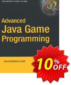 Advanced Java Game Programming (Wallace Croft) discount coupon Advanced Java Game Programming (Wallace Croft) Deal - Advanced Java Game Programming (Wallace Croft) Exclusive Easter Sale offer for iVoicesoft