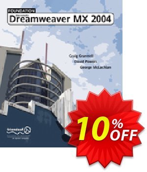 Foundation Dreamweaver MX 2004 (McLachlan) discount coupon Foundation Dreamweaver MX 2004 (McLachlan) Deal - Foundation Dreamweaver MX 2004 (McLachlan) Exclusive Easter Sale offer for iVoicesoft