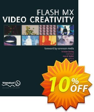 Flash Video Creativity (Bodur) discount coupon Flash Video Creativity (Bodur) Deal - Flash Video Creativity (Bodur) Exclusive Easter Sale offer for iVoicesoft