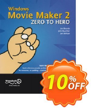 Windows Movie Maker 2 Zero to Hero (Buechler) discount coupon Windows Movie Maker 2 Zero to Hero (Buechler) Deal - Windows Movie Maker 2 Zero to Hero (Buechler) Exclusive Easter Sale offer for iVoicesoft