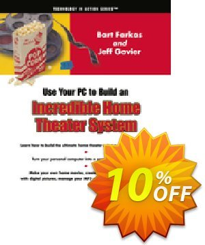 Use Your PC to Build an Incredible Home Theater System (Govier) discount coupon Use Your PC to Build an Incredible Home Theater System (Govier) Deal - Use Your PC to Build an Incredible Home Theater System (Govier) Exclusive Easter Sale offer for iVoicesoft