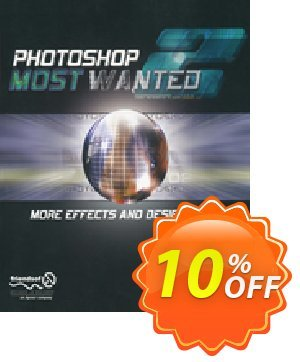 Photoshop Most Wanted 2 (Ward) discount coupon Photoshop Most Wanted 2 (Ward) Deal - Photoshop Most Wanted 2 (Ward) Exclusive Easter Sale offer for iVoicesoft