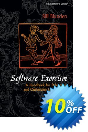 Software Exorcism (Blunden) discount coupon Software Exorcism (Blunden) Deal - Software Exorcism (Blunden) Exclusive Easter Sale offer for iVoicesoft