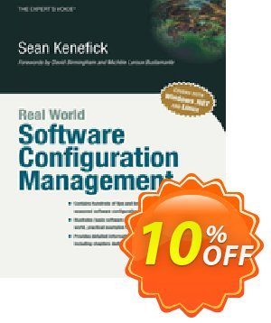 Real World Software Configuration Management (Kenefick) discount coupon Real World Software Configuration Management (Kenefick) Deal - Real World Software Configuration Management (Kenefick) Exclusive Easter Sale offer for iVoicesoft