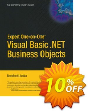 Expert One-on-One Visual Basic .NET Business Objects (Lhotka) discount coupon Expert One-on-One Visual Basic .NET Business Objects (Lhotka) Deal - Expert One-on-One Visual Basic .NET Business Objects (Lhotka) Exclusive Easter Sale offer for iVoicesoft