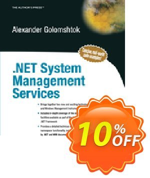.NET System Management Services (Golomshtok) discount coupon .NET System Management Services (Golomshtok) Deal - .NET System Management Services (Golomshtok) Exclusive Easter Sale offer for iVoicesoft