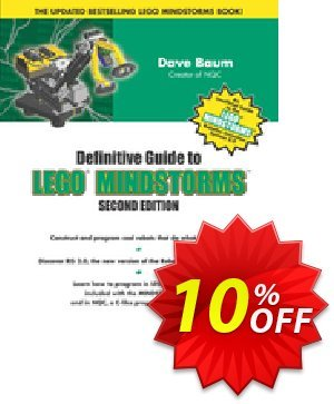 Dave Baum's Definitive Guide To LEGO MINDSTORMS (Baum) 프로모션 코드 Dave Baum's Definitive Guide To LEGO MINDSTORMS (Baum) Deal 프로모션: Dave Baum's Definitive Guide To LEGO MINDSTORMS (Baum) Exclusive Easter Sale offer for iVoicesoft