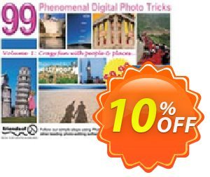 99 Phenomenal Digital Photo Tricks () 프로모션 코드 99 Phenomenal Digital Photo Tricks () Deal 프로모션: 99 Phenomenal Digital Photo Tricks () Exclusive Easter Sale offer for iVoicesoft