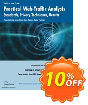 Practical Web Traffic Analysis (Fletcher) discount coupon Practical Web Traffic Analysis (Fletcher) Deal - Practical Web Traffic Analysis (Fletcher) Exclusive Easter Sale offer for iVoicesoft