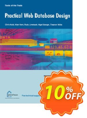 Practical Web Database Design (Auld) discount coupon Practical Web Database Design (Auld) Deal - Practical Web Database Design (Auld) Exclusive Easter Sale offer for iVoicesoft