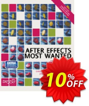 After Effects Most Wanted (Reynolds) discount coupon After Effects Most Wanted (Reynolds) Deal - After Effects Most Wanted (Reynolds) Exclusive Easter Sale offer for iVoicesoft