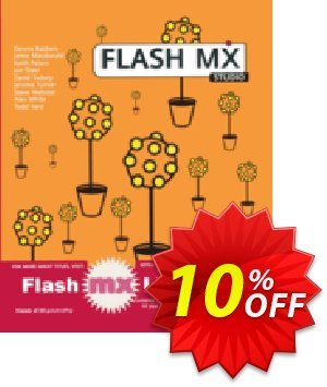 Flash MX Studio (McDonald) discount coupon Flash MX Studio (McDonald) Deal - Flash MX Studio (McDonald) Exclusive Easter Sale offer for iVoicesoft