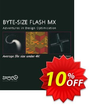 Byte-Size Flash MX (Peters) Coupon, discount Byte-Size Flash MX (Peters) Deal. Promotion: Byte-Size Flash MX (Peters) Exclusive Easter Sale offer for iVoicesoft