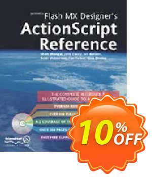 Flash MX Designer's ActionScript Reference (Parker) discount coupon Flash MX Designer's ActionScript Reference (Parker) Deal - Flash MX Designer's ActionScript Reference (Parker) Exclusive Easter Sale offer for iVoicesoft