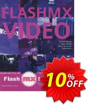 Flash MX Video (Besley) discount coupon Flash MX Video (Besley) Deal - Flash MX Video (Besley) Exclusive Easter Sale offer for iVoicesoft