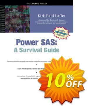 Power SAS (Lafler) discount coupon Power SAS (Lafler) Deal - Power SAS (Lafler) Exclusive Easter Sale offer for iVoicesoft