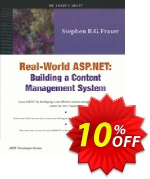 Real World ASP.NET (Fraser) discount coupon Real World ASP.NET (Fraser) Deal - Real World ASP.NET (Fraser) Exclusive Easter Sale offer for iVoicesoft