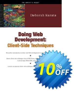 Doing Web Development (Kurata) discount coupon Doing Web Development (Kurata) Deal - Doing Web Development (Kurata) Exclusive Easter Sale offer for iVoicesoft