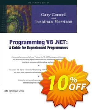 Programming VB .NET (Morrison) discount coupon Programming VB .NET (Morrison) Deal - Programming VB .NET (Morrison) Exclusive Easter Sale offer for iVoicesoft