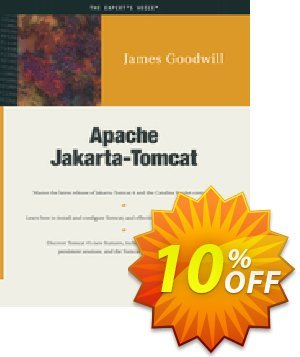 Apache Jakarta-Tomcat (Goodwill) discount coupon Apache Jakarta-Tomcat (Goodwill) Deal - Apache Jakarta-Tomcat (Goodwill) Exclusive Easter Sale offer for iVoicesoft